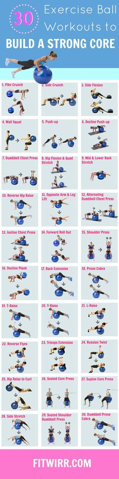 10 Free Printable Workouts to Get Fit Anywhere Keep on your fitness. 10 Free Printable Workouts to Get Fit Anywhere Keep on your fitness. Fitness Workouts, Best Core Workouts, At Home Workouts, Ball Workouts, Quick Workouts, Workout Ball, Bosu Workout, Cardio, Workout Men