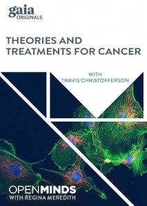Open Minds: Theories and Treatments for Cancer with Travis Christofferson Video - Season 6, Episode 37 - 8/11/2016 - #ReginaMeredith In the 1970s, the war on cancer began with a presidential decree from Richard Nixon. Since that time, many theories and treatments have risen. Some are accepted and perpetuated as standard medical practices by the establishment, others have been neglected or rejected for consideration. In exploring the history of cancer, Travis Christofferson brings light to…