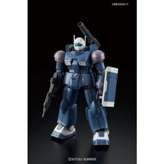 HG Mobile Suit Gundam Guncannon Initial Type (Tekkihei Chuutai Custom) - 1/144…