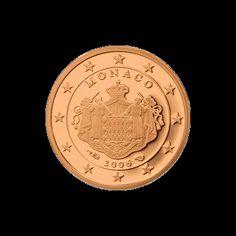 Monaco 2006 1 Cent Coin Albert Ii Geld