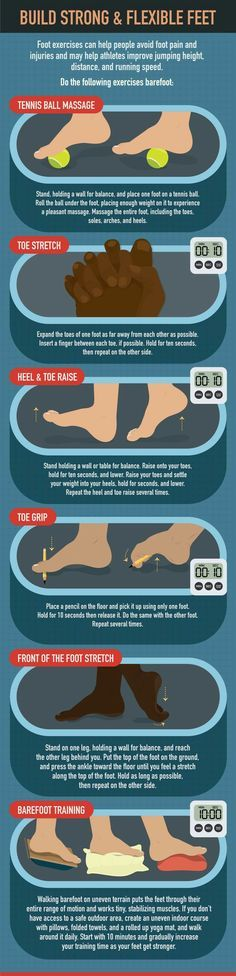 Build Strong Flexible Feet - How to Treat Your Feet. Read our tips for buying footwear that fits well and won't hurt your feet. We also have a guide to foot stretches and techniques to make your feet flexible. Running, walking, hiking. #runningtips #runni