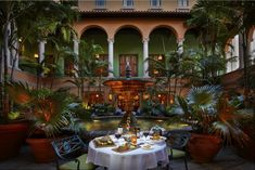 Experience Miami's finest culinary expertise at the Luxurious Biltmore Hotel Coral Gables Florida. One Iconic hotel, 5 spectacular restaurants in Miami, FL. Florida Hotels, Hotels And Resorts, Miami Florida, Miami Beach, Coral Gables Miami, Honeymoon Hotels, Miami Gardens, Hotel Guest, Great Restaurants