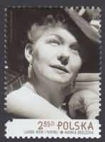 Znaczek nr: 4650 - Ludzie kina i teatru Old Movie Stars, Old Movies, Poland, Stamps, Seals, Stamping, Postage Stamps, Stamp, Vintage Movies