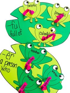 Prefix Craft - Teach students to use suffixes as a clue to the meaning of a word with this engaging hands-on resource. This bundle includes 5 days of mini lessons, an anchor chart, puzzles, partner games, interactive notebook page, task cards, craft, and a quick assessment. This is a complete hands-on mini unit that will add fun and excitement to your classroom. This unit focuses on the following standard: L.1.4.b – Use frequently occurring affixes as a clue to the meaning of a word.