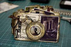 Kamera Minibook