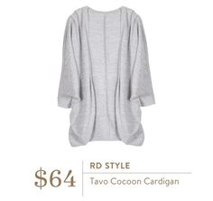 Stitch Fix Fall 2016 - RD Style, Tavo Cocoon Cardigan Light, slouchy cardi, dolman sleeves