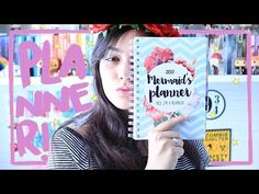 TOUR PELO MEU PLANNER 2017! | SEREIA DE PAPEL | Dear Maidy - YouTube