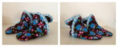 Mimis Lovables #mimislovables ♥ - baby toddler booties