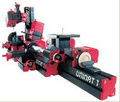 Emco Unimat 1 Lathe Benchtop Lathe, Cnc Milling Machine, Home Workshop, Metal Shop, Industrial Office, Machine Tools, Wood Lathe, West Midlands, Diy Tools