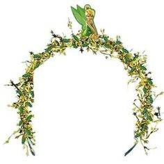 Tinker Bell Headbands 4ct --- http://helpn.us/10d