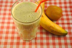 kiwi banaan smoothie