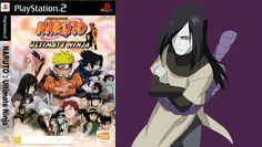 Naruto Ultimate Ninja (PS2 Gameplay) Orochimaru Saga [1/2] on HARD