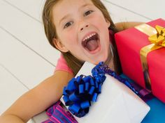 Are kids being spoiled by the holidays? Almost 60% of parents seem to think so!