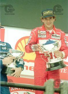 Ayrton(Brazil,1993)                                                                                                                                                                                 Mais