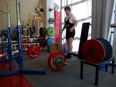 Deadlift/ Markløft: 195 kg x 2 reps. Bodyweight: 81 kg. Powerlifting, Body Weight, Gym Equipment, Weight Lifting, Workout Equipment, Weightlifting, Weights, Lift Heavy
