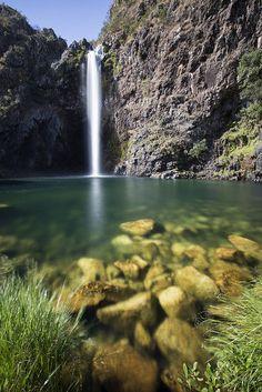 libutron:  Fundão Waterfalls (Cachoeira do Fundão) | ©Fabio Rage(Serra da Canastra National Park, Minas Gerais, Brazil)