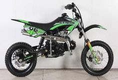 Kids 110cc apollo dirt bike