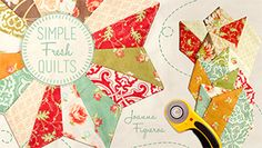 Simple Fresh Quilts