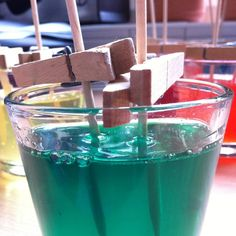 Rezept Kandis-Sticks von Thermolinchen-HH - Rezept der Kategorie Grundrezepte