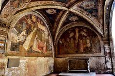 Claustro Basilica de Santa Maria Novella (Florence - Italy)