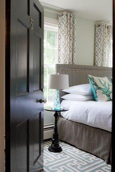 Nantucket hotel room 34 at Chapman House