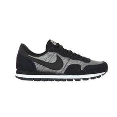 1c88cc742b61 NIKE Air Pegasus 83 Prm Leather Sneakers - Silver Black ( 120) ❤ liked
