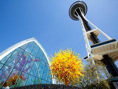 Seattle trip - ends 6/15