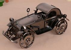 2. Model vehicles >> Cool Welding Projects You Can Do At Home