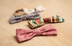 Bespoke dog ring bearers bow ties by Lilly Dilly's #wedding #dog #aisle #ring bearer #animals #bow tie