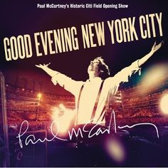 Good Evening Tutors groups | Review: Paul McCartney - Good Evening New York City