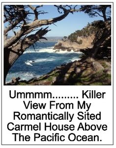 My Carmel House sits atop the Pacific Ocean #carmel_ca_james_house_, #decorate_dreamhouse_carmel_ca