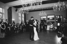 Carly Michelle Photography | #AldenCastle #LongwoodVenues #ModernVintage #Ballroom #Reception #FirstDance