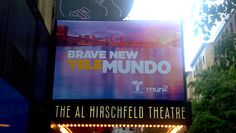 Brave New Telemundo | Creative Design