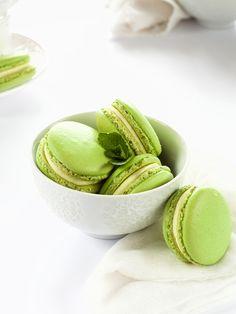Macarons de Claire-Charlotte - Recette de cuisine Marmiton : une recette