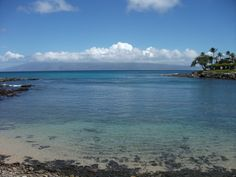 Honokeana Cove, Maui, Hi. We stayed in a condo here and swam with giant green sea turtles here on our cove.