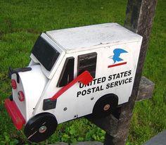 mailbox !