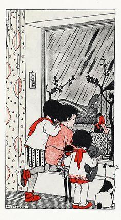 Rie Cramer Het jaar rond editie 1978 ill mei  b | by janwillemsen