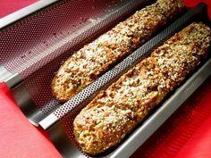 Süti és kenyér-féleség Healthy Meals, San, Bread, Food, Diet, Clean Eating, Brot, Essen, Baking