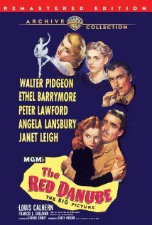 The Red Danube (1949) Poster
