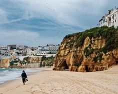 Beach at Algarve Portugal