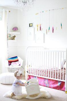 Dormitorio Femenino por Harlan