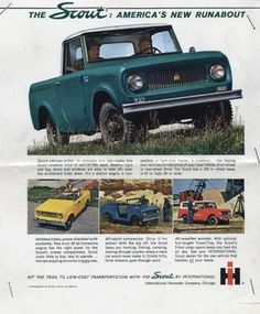 1961 scout colors - Google Search