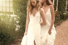 Bo & Luca at SPINA Bride / Wedding Style Inspiration / LANE