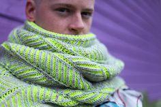Ravelry: Briochevron Cowl & Scarf pattern by Stephen West