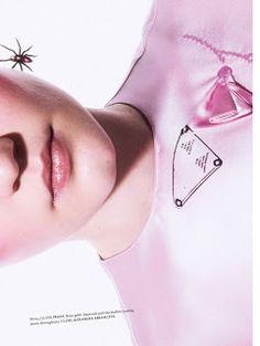 "Duchess Dior: ""Bubble Gum Punk"" ELLE UK April 2021 Punk Princess, Bubble Gum, Pretty In Pink, High Fashion, Dior, Bubbles, Prada, Editorial, Couture"