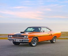 1970 Plymouth GTX with Air Grabber