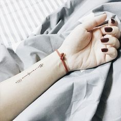 Arrow Tattoo ♥ Mine