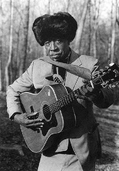 "Robert Lewis Jones (October 12, 1925 – April 2, 1996), known as both Guitar Gabriel and Nyles Jones, was a blues Musician. Gabriel's unique style of guitar playing, which he referred to as ""Toot Blues"", combined Piedmont, Chicago, and Texas blues, as well as gospel, and was influenced by artists such as Blind Boy Fuller and Reverend Gary Davis. Gabriel wore a trademark sheepskin hat, which he acquired while traveling and performing with medicine shows during his late 20s."