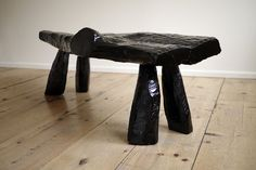 Urushi Bench by Max Lamb