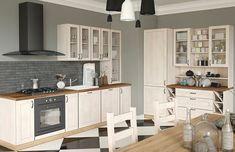 Kuchyňa ROYAL Kitchen Island, Kitchen Cabinets, Shabby, Decoration, Provence, Home Kitchens, Sweet Home, Table, Furniture